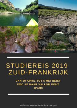 Studiereis Zuid-Frankrijk