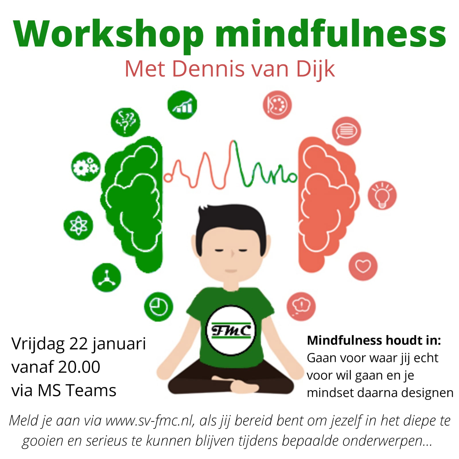 Workshop: Mindfulness